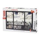 Puzzle 1000 pièces vue new york