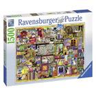 Puzzle 1500 pièces loisirs creatifs et passe temps