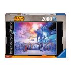 Puzzle 2000 pièces Ravensburger univers Star War