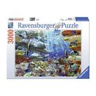 Puzzle 3000 pièces Ravensburger Vie sous marine