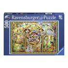 Disney-Classique Famille Puzzle 500 pièces