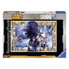 Puzzle 5000 pièces ravensburger saga star wars xxl