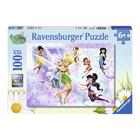 Puzzle 100 pièces XXL Fairies