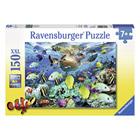 Puzzle 150 pièces XXL paradis sous l'eau