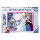 Puzzle 200 pièces XXL Ravensburger Reine des Neiges