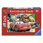 Puzzle 2x24 pièces Cars