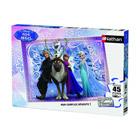 Puzzle 45 pièces La Reine des Neiges