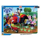 Puzzle 35 pièces - mickey et ses amis