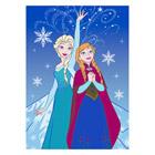 Tapis Reine des Neiges Elsa et Anna