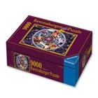 Puzzle 9000 pièces signes zodiaque