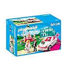 6871-Set couple de mariés avec voiture - Playmobil Dollhouse