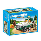 6812-Garde forestier avec Pick-up - Playmobil Country