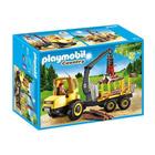 6813-Porteur avec bûcheron - Playmobil Country