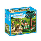 6815-Garde forestière avec animaux - Playmobil Country