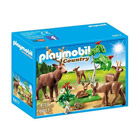 6817-Famille de cerfs - Playmobil Country