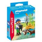 5376-Enfants avec loutre - Playmobil Spécial Plus