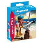 5378-Canonnier des Pirates - Playmobil Spécial Plus