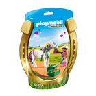 6969-Poney à décorer coeur - Playmobil Country