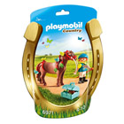 6971-Poney à décorer papillons - Playmobil Country