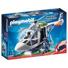 6921-Hélicoptère de Police avec projecteur