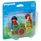 6842-Fée et nain de la forêt - Playmobil Princess