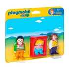 6966¨Parents et bébé - Playmobil 1.2.3