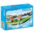 6892-Enfants avec radeau pneumatique - Playmobil Summer Fun