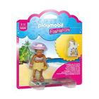6886-Fashion girl tenue de plage - Playmobil Fashion Girl