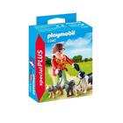 5380-Eleveuse de chiens - Playmobil Spécial Plus