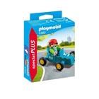 5382-Enfant avec kart - Playmobil Spécial Plus