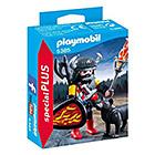 5385-Guerrier avec loup - Playmobil Spécial Plus