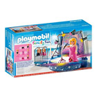 6983-Scène avec artiste - Playmobil Family fun