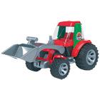 Tracteur Claas avec fourche