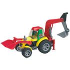 Tractopelle et bulldozer Roadmax