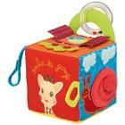 Sensitiv'Cube Sophie la Girafe