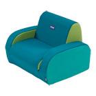 Fauteuil Twist Bleu Sea Green