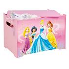 Coffre à Jouets Disney Princesses Rose