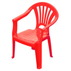 Chaise enfant Rouge