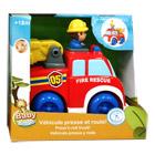 Véhicule Presse et Roule Pompier