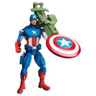 Avengers Figurine Capitain America Shield