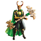 Avengers Figurines Loki Cosmic Spear