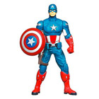 Figurine de combat Avengers - Captain America