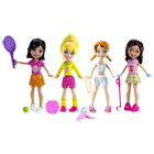 Coffret Polly Pocket et ses amies Sporty Fun
