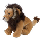 Animal de la Savane 30cm Lion