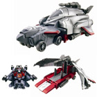 TRANSFORMERS Lanceur Bot Shots Starscream