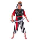 Costume garçon 5/7 ans Pirate