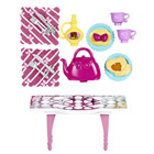 Barbie Mini mobilier Table Basse