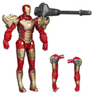 Iron Man 3 Figurine Deluxe Assemblers Iron Man