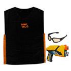 Nerf Dart Tag Pack 1 joueur Noir/Orange