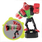 Ben 10 - Figurine à fonction 15 cm Super Four Arms